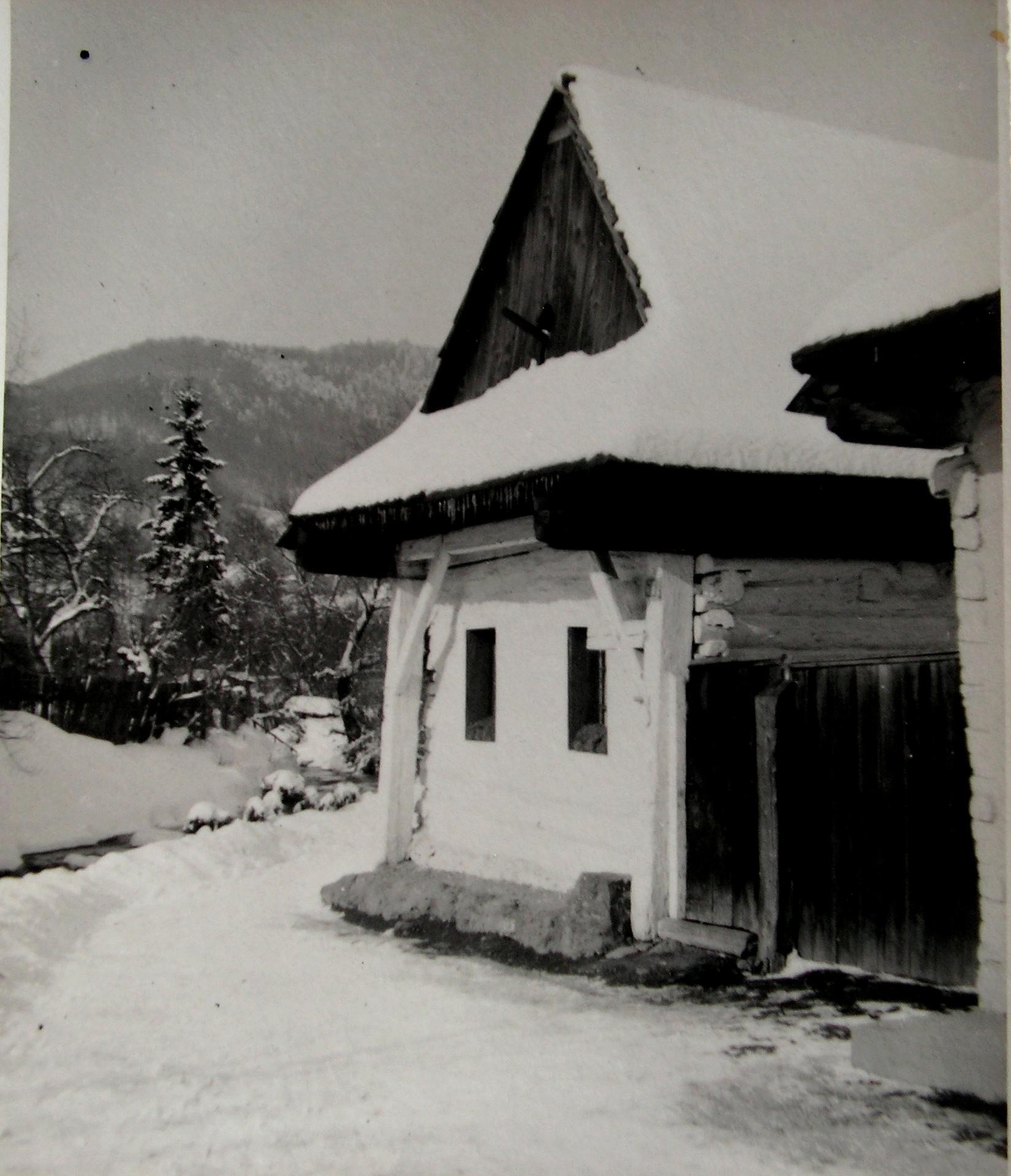 V Dobšinej v Binklu ,február 1969