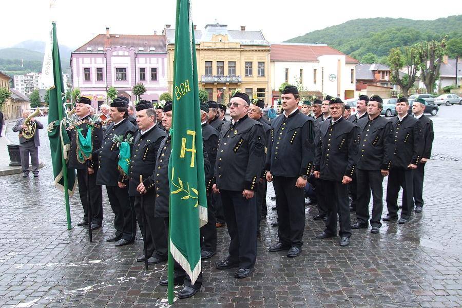 Námestie Baníkov, Turice 2009, od Vl. Václavíka