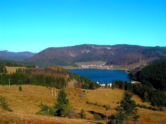 Dobšiná okolie - Dedinky priehrada Palcmanská Maša