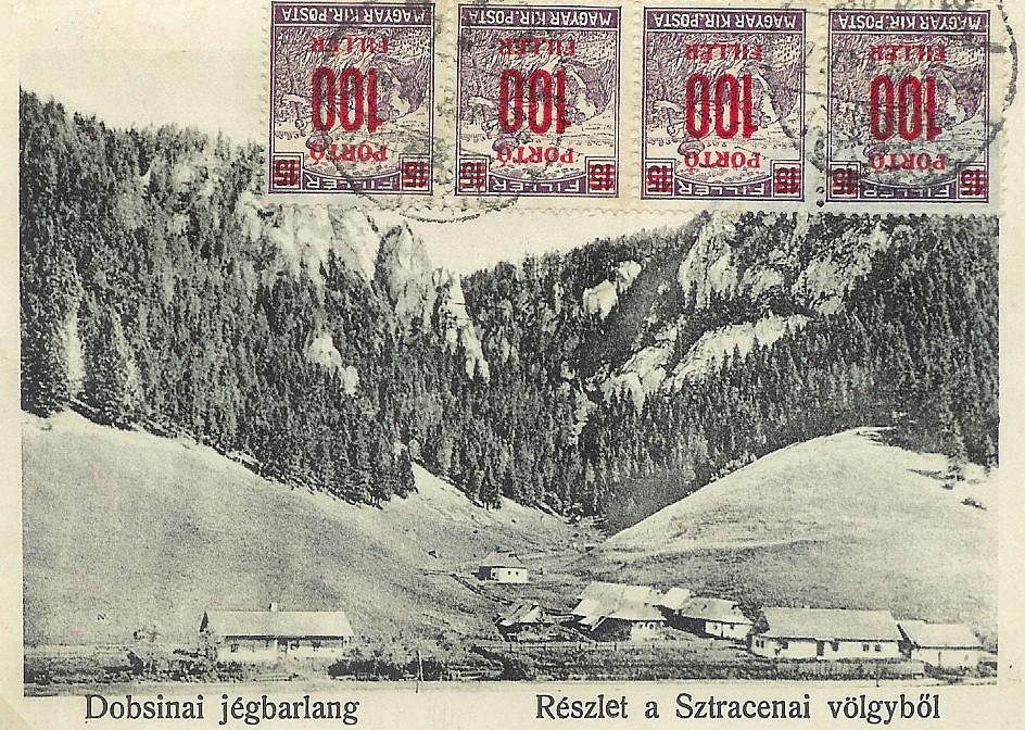 Stratená ešte bez kostola, z čias Rakúsko Uhorska
