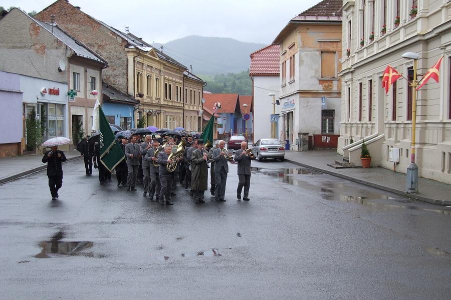 Ul. SNP na Turice 30.5.2009, od Vl. Václavíka
